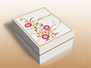 2017 New Accept Colors Wooden with Printing Paper Perfume Box Oud Box pictures & photos