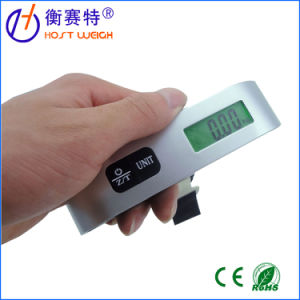 50kg portable Travel Digital Luggage Scale pictures & photos