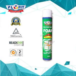 Plyfit Wholesale PU Polyurethane Expanding Foam Spray pictures & photos