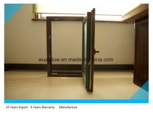 Thermal Break Aluminum Casement Window pictures & photos