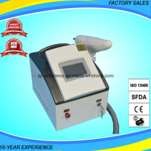 Portable Q-Switch ND: YAG Tattoo Removal Medical Laser pictures & photos