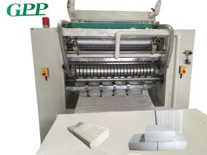 High Speed Glue Lamination Embossing Hand Towel Making Machine pictures & photos