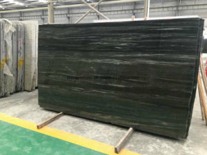 Verde Green Galaxy Chinese Granite Countertop for Kitchen and Bathroom pictures & photos