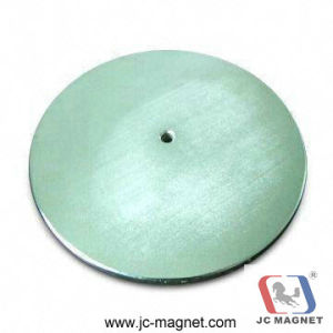 High Quality Permanent Sintered Disc Magnet (JM-01-2) pictures & photos