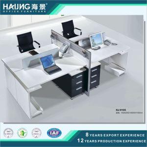Elegant Modern Design Office Workstation Simple Structure