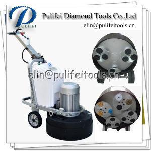 Diamond Floor Polishing Machine for Concrete Terrazzo Epoxy Marble Grinding pictures & photos