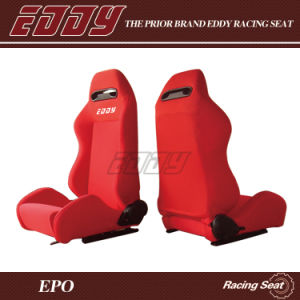 Eddy Strength Latest Red Adult Car Booster Seat with Adjustor
