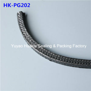 Long Use Life and Safety Wear-Resistant Black PTFE Packing