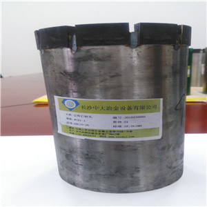 Pq, Zd101-I Diamond Core Bit for Hard Rock Formation pictures & photos