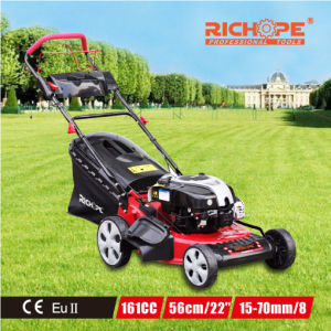 Hot Sale Good Quality Petrol Lawn Mower for Lawn pictures & photos