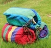 Wholesale 1person Canvas Hammock for Camping pictures & photos