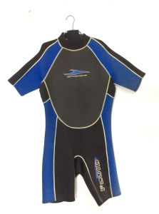 Men′s Neoprene Shorty Wetsuit (HX-S0049) pictures & photos