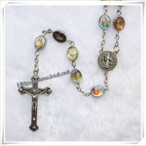 Alloy Beads Rosary, Religious Alloy Rosary (IO-cr023) pictures & photos