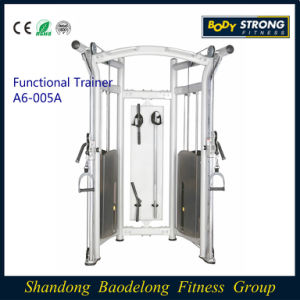 Commercial Strength Exercise Machines Functional Trainer Dual Adjustable Pulley A6-005A pictures & photos