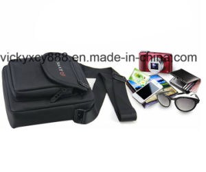 Waterproof Single Shoulder Leisure Travel Wallet Phone Cell Bag (CY3538) pictures & photos