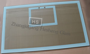 12mm Printing Tempered Glass for Basketball Board