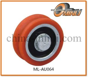 Plastic Pulley with Bearing for Window and Door (ML-AU064) pictures & photos