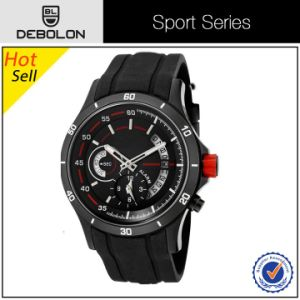 High Quality Sport Stainless Steel Brand Watch