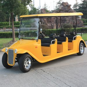Marshell OEM 8 Seats Electric Classic Car for Manor (DN-8D) pictures & photos