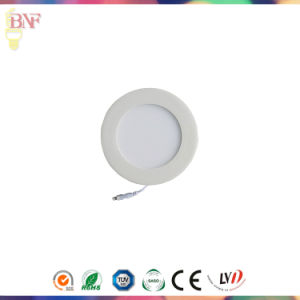 12W White LED Panel Light with Saso pictures & photos