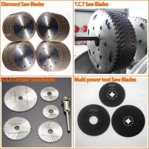 Circular Carbide Tip Tct Saw Blade pictures & photos
