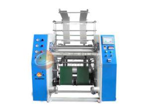 Fts-500 Auto PE Casting Film Rewinding Machine (CE) pictures & photos