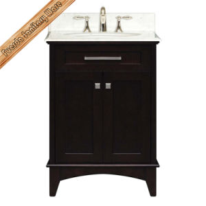 Fed-1290 Sanitaryware New Solid Wood Vanity Oak Bathroom Vanity pictures & photos