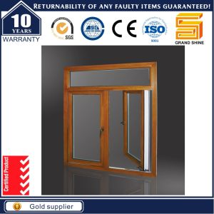 Brand Vantage Residential Frame Double Glazing Aluminium Window pictures & photos