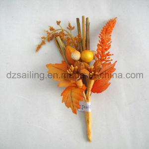 Artifical Flower of Fruit and Flower Pick for Gift Packing and Corsage (SFH1037) pictures & photos