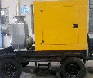 Strong Self- Suction Capacity Electric Fluid Transfer Pump pictures & photos