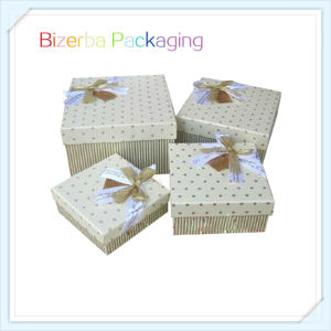 Luxury Cardboard Paper Gift Box