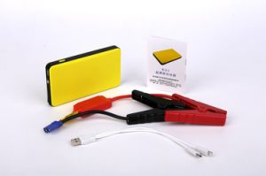 6000mAh Ultra Thin Portable Multi-Functional Car Jump Starter (JS-K21) pictures & photos