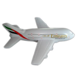 Customized Logo OEM Designed PU Airplane pictures & photos