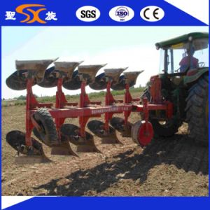 Eight-Bottoms Reversible Furrow Hydraulic Plow with 1.2m Width pictures & photos