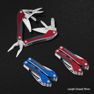 Mini - Size Top Quality Multitools with Anodized Aluminum Handle (#8294) pictures & photos