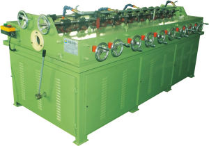 High Preformance Straightness Automatic Metal Bronze Tube Unbender Machine (FR-50)