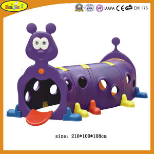 Plastic Happy Tunnel for Children 3-8 Years Old
