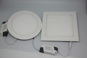 Energy Saving 20W Slim Square Shaped LED Panel pictures & photos