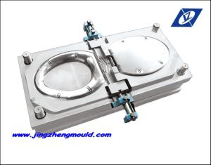 Plastic PP Injection Toilet Seat Mould pictures & photos