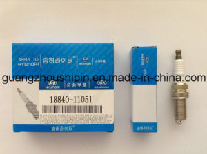 Competitive Price Spark Plug Ignition for Santa Fe OEM 18840-11051 pictures & photos