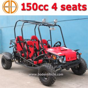 Bode New Kids 150cc 4 Seats Gokart for Sale Factory Price pictures & photos