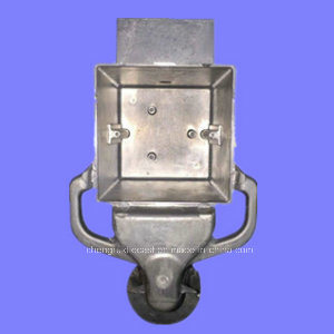 Tailored Aluminum Die Casting of Lamp Cover pictures & photos