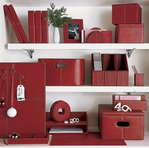 Leather Stationery Set Office Desktop pictures & photos