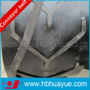 Quality Assured Chevron Pattern Rubber Conveyor Belts (width400-2200) Strength100-5400n/mm pictures & photos