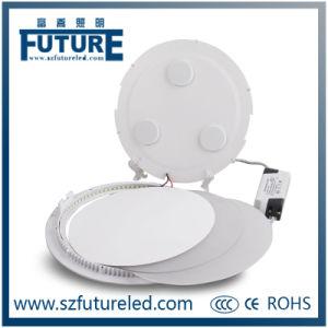 6W Super Slim Recessed Square&Round LED Ceiling Downlight pictures & photos