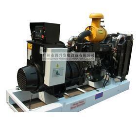 75kVA-1000kVA Diesel Open Generator with Yto Engine (K31800)