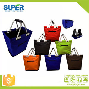 Wholesale Fabric Folding Camping Basket (SP-306) pictures & photos