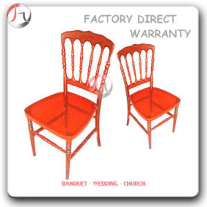 Light Orange Napoleon Resin Chiavari Chair (RT-07) pictures & photos