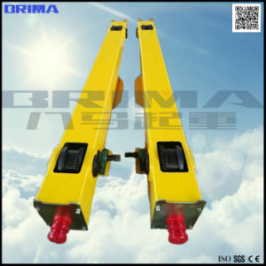 Brima Hot High Quality End Carriage, End Truck, Single Trolley, End Beam, pictures & photos
