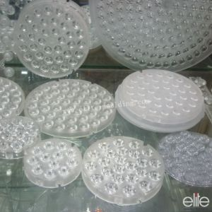 Transparent Plastic Injection Part and Mould for LED Lights